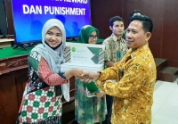 Empat Jajaran Mahkamah Syar'iyah Takengon Raih Reward