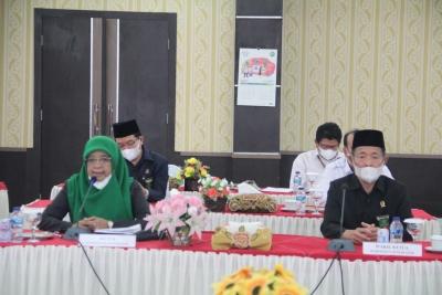 Mahkamah Syar'iyah Aceh Menerima Kunjungan Wantanas I (21/9)